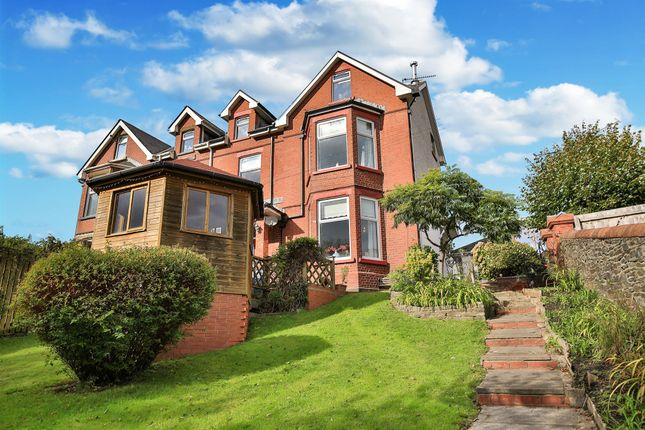 Thumbnail Semi-detached house for sale in Grawen Street, Porth