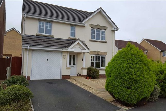 Detached house to rent in Elizabeth Road, Bude, Cornwall