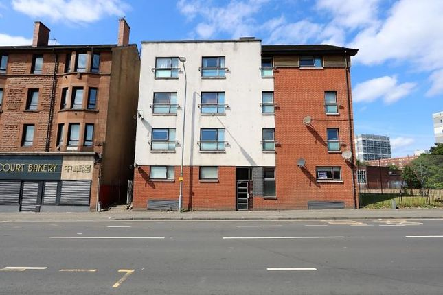 Thumbnail Flat to rent in Garscube Road, Glasgow