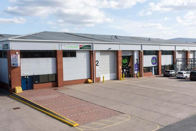 Thumbnail Industrial to let in Unit 2 Tristram Centre, Brown Lane West, Leeds