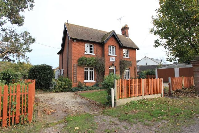 Thumbnail Cottage for sale in Creeksea Ferry Road, Canewdon, Rochford