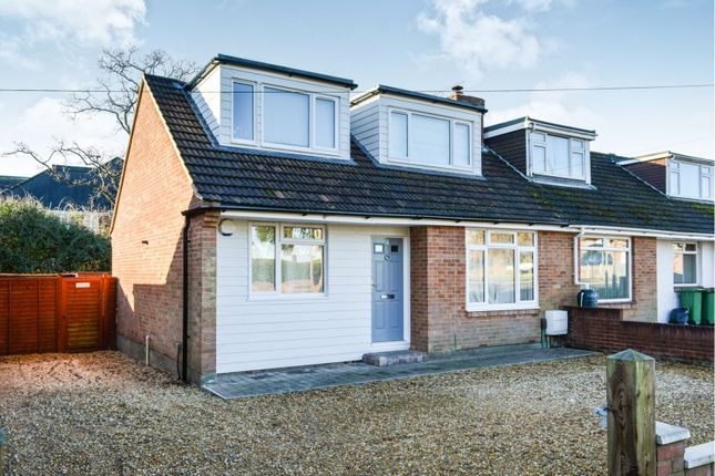 Thumbnail Semi-detached bungalow for sale in Sharon Road, West End