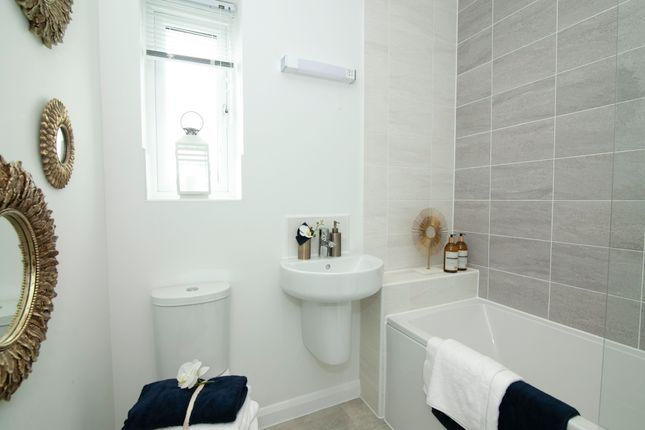 Bathroom of Hornby Road, Caton L2