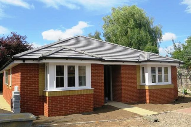 Thumbnail Detached bungalow for sale in Mead End Road, Denmead, Waterlooville