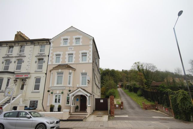 Thumbnail End terrace house for sale in 75 Folkestone Road, Dover