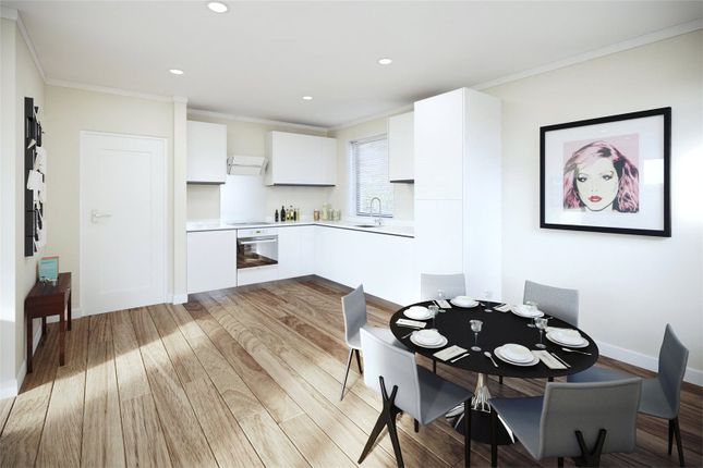 Thumbnail Flat for sale in Riemann Court, Parkside, 44 Bow Common Lane, Bow