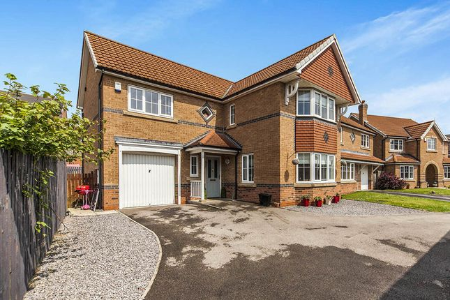 Thumbnail Detached house for sale in Deepdale Drive, Consett