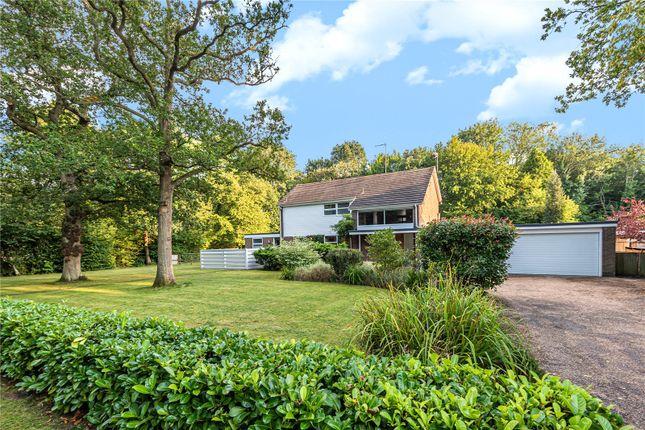 Thumbnail Detached house for sale in Carlton Road, South Godstone, Godstone