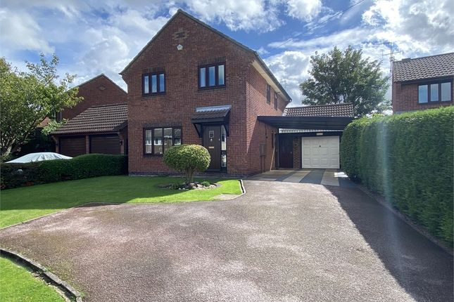 Thumbnail Detached house for sale in Manners Road, Balderton, Newark, Nottinghamshire.