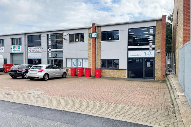 Thumbnail Commercial property for sale in 13 & 14 Jubilee Way, Off Whitstable Road, Faversham, Kent