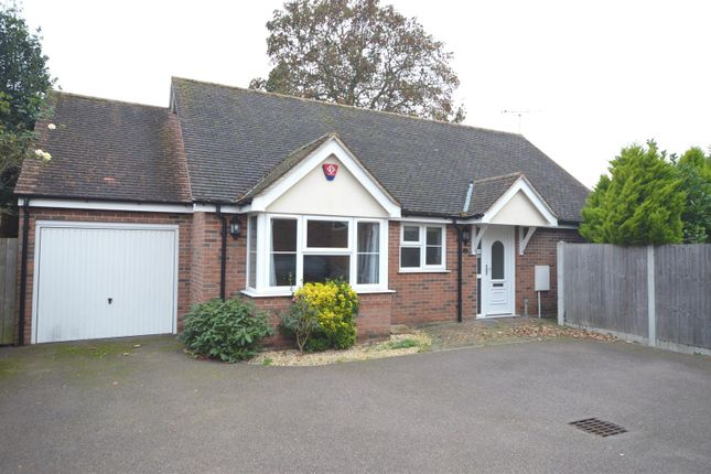 Thumbnail Detached bungalow for sale in Colchester Road, Weeley, Clacton-On-Sea