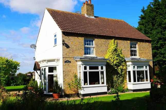 Thumbnail Detached house for sale in Alford Road, Thoresthorpe, Alford