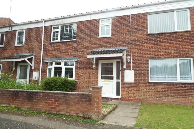 Thumbnail Property to rent in Ibstock Close, Redditch