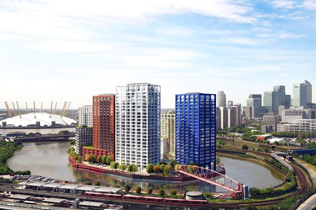 Thumbnail Flat for sale in Albion House, London City Island, Canning Town