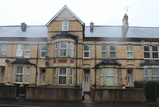 Thumbnail Flat to rent in Chepstow Road, Newport