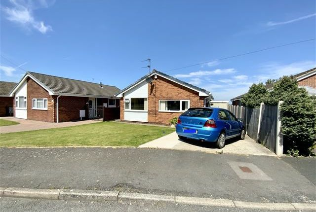 2 bed bungalow for sale in Springwell Close, Maltby, Rotherham S66