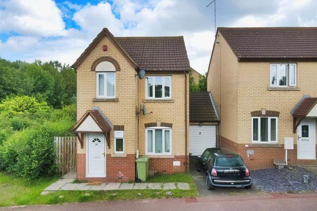 3 bed detached house for sale in Wadhurst Lane, Kents Hill, Milton Keynes MK7