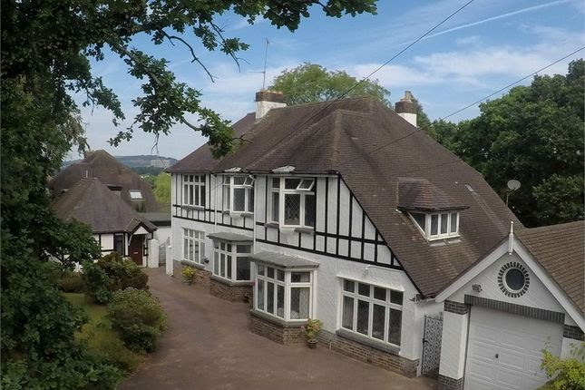 Detached house for sale in Llandennis Avenue, Cyncoed, Cardiff