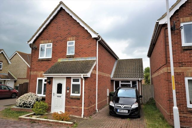 Thumbnail Detached house for sale in Oakham Drive, Lydd, Romney Marsh
