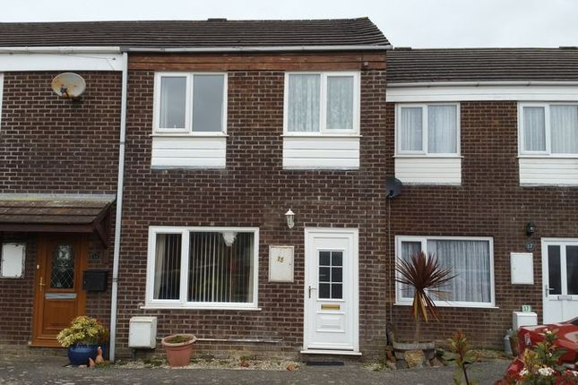 Thumbnail Terraced house to rent in Greenhill Park Drive, Haverfordwest