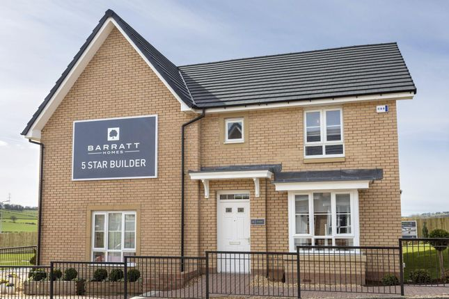"""Thumbnail Semi-detached house for sale in """"Doune Alt"""" at Manse Road, Stonehouse, Larkhall"""