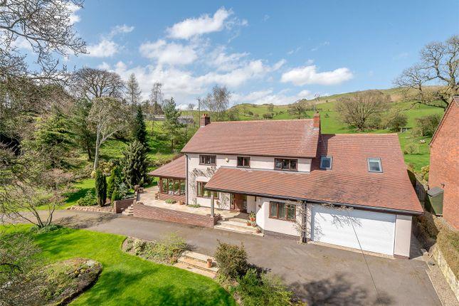 Thumbnail Detached house for sale in Hope Bowdler, Church Stretton, Shropshire