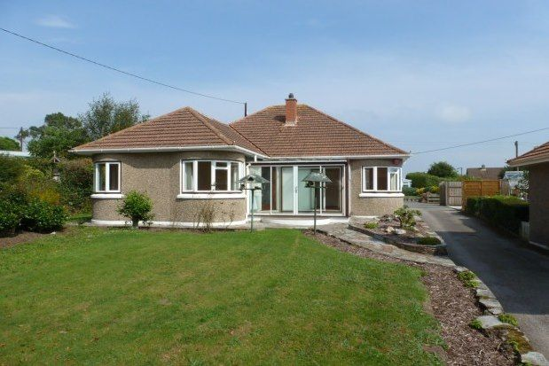 Thumbnail Bungalow to rent in St. Austell Road, St. Blazey Gate, Par