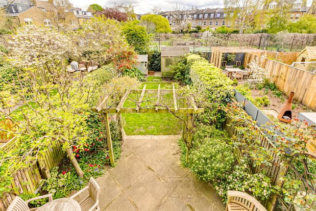 Thumbnail Terraced house for sale in Crieff Road, London