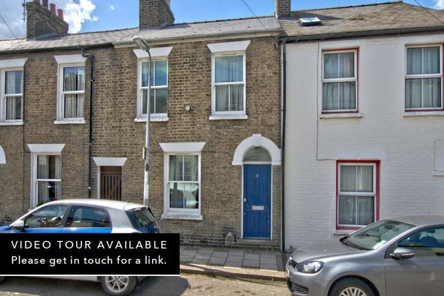 Thumbnail Terraced house for sale in Kingston Street, Cambridge