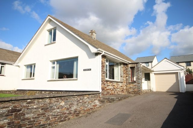 Thumbnail Bungalow for sale in Bridge View, Wadebridge