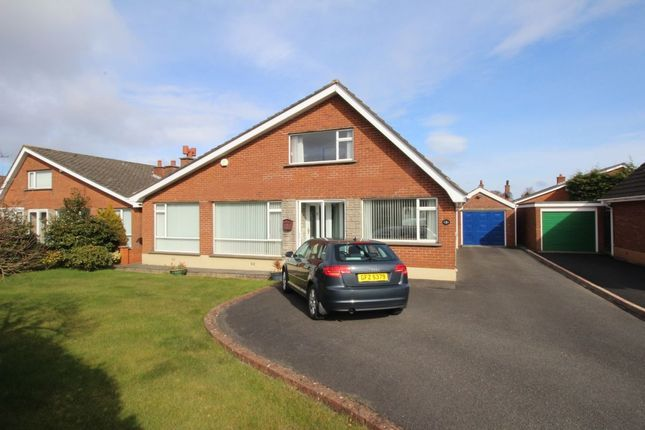 Thumbnail Detached house for sale in Silverbirch Drive, Bangor