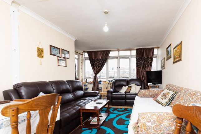 Thumbnail Flat for sale in Norbiton Road, London