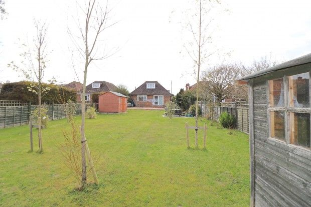 Thumbnail Bungalow for sale in Oldfield Road, Eastbourne
