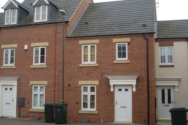Thumbnail Terraced house to rent in Elizabeth Way, Walsgrave, Coventry
