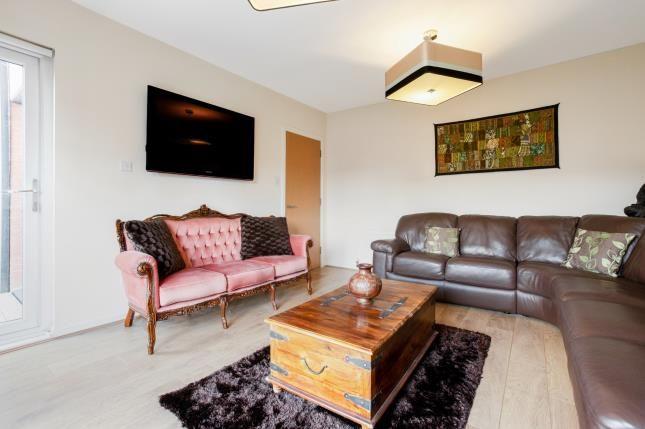 Living Room of Mulberry Square, Renfrew, Renfrewshire, . PA4