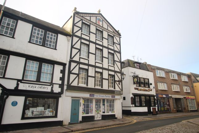 Thumbnail Flat for sale in Southside Street, The Barbican, Plymouth