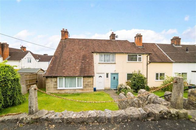 Thumbnail Terraced house for sale in Hughes Crescent, Chepstow