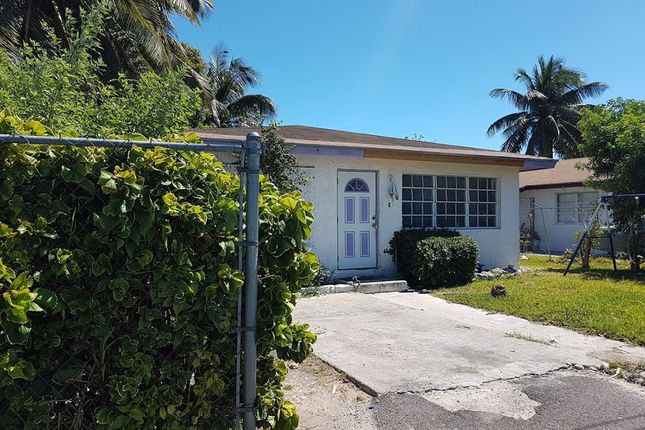 Property for sale in Shirley Park Ave, Nassau, The Bahamas