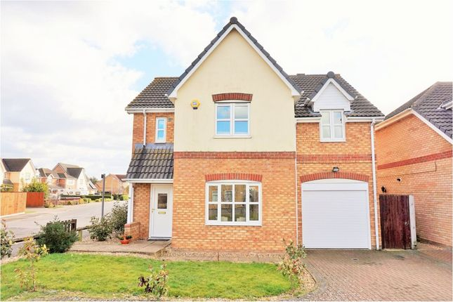 Thumbnail Detached house for sale in New Road, Chatteris