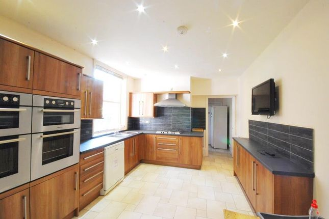 Thumbnail Terraced house to rent in Sanderson Road, Jesmond, Newcastle Upon Tyne