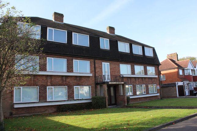 Thumbnail Flat to rent in Newborough Road, Shirley, Solihull