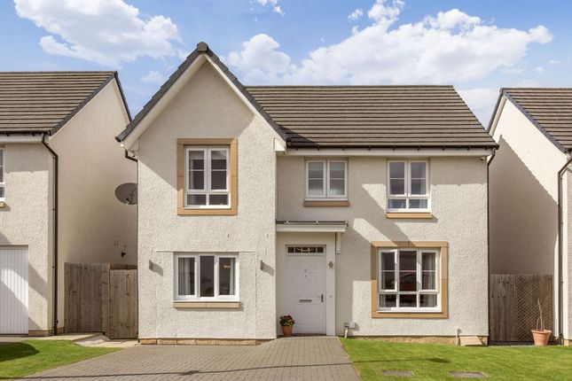 Thumbnail Detached house for sale in 17 Esk Valley Terrace, Eskbank, Dalkeith