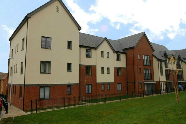 Thumbnail Flat for sale in Kirkistown Close, Caldecott Manor, Rugby, Warwickshire