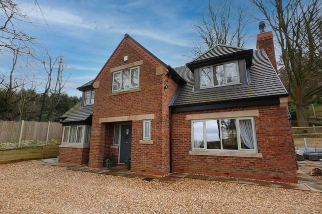 Thumbnail Detached house for sale in Lightwood Road, Stoke-On-Trent, Staffordshire
