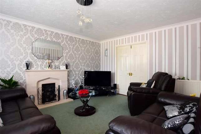 Thumbnail Detached house for sale in Charlock Way, Southwater, West Sussex