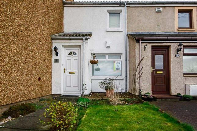 Thumbnail Terraced house to rent in Hollybank Place, East Calder