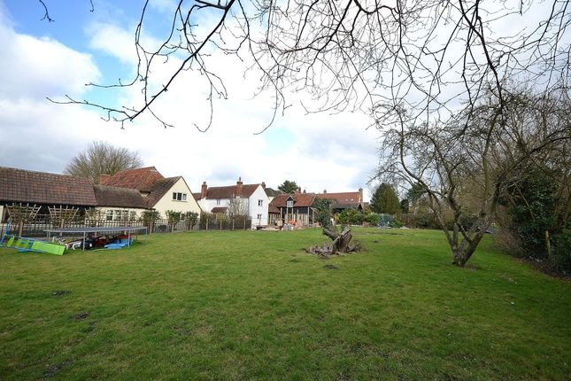 4 bed detached house for sale in Mill Lane, Stebbing, Dunmow