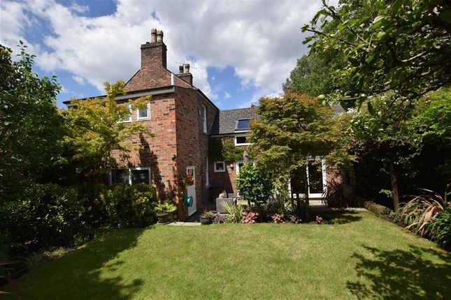Thumbnail Detached house for sale in Grange Lane, Didsbury, Manchester