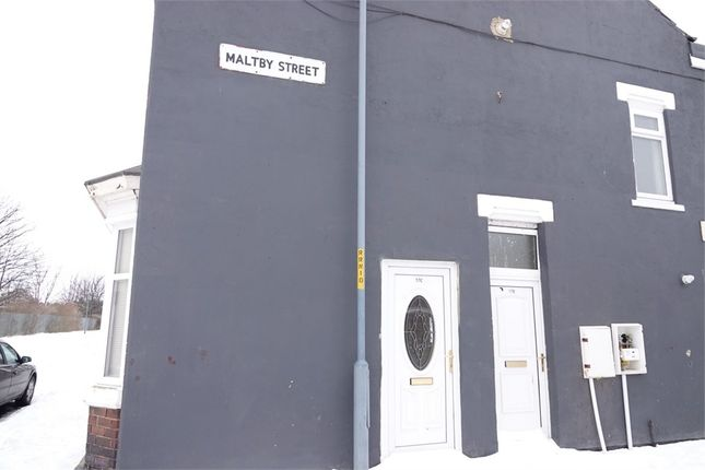 Thumbnail Flat to rent in Maltby Street, North Ormesby, Middlesbrough