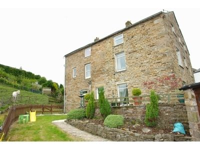 Thumbnail Semi-detached house for sale in Chapel House, Overburn, Alston